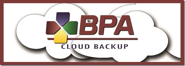 BPA Cloud Backup Service Available Now | Business Software Solutions