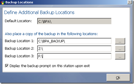 Update Available: Expanded Backup Functionality To Prevent Data Loss