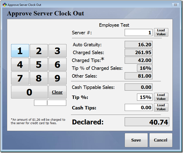 Changes to Restaurant Gratuity | Business Software Solutions
