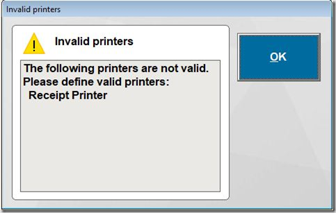 Unable To Print Tickets After Windows 10 Update
