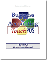 Updated Manual Available for BPA Touch POS | Business Software Solutions