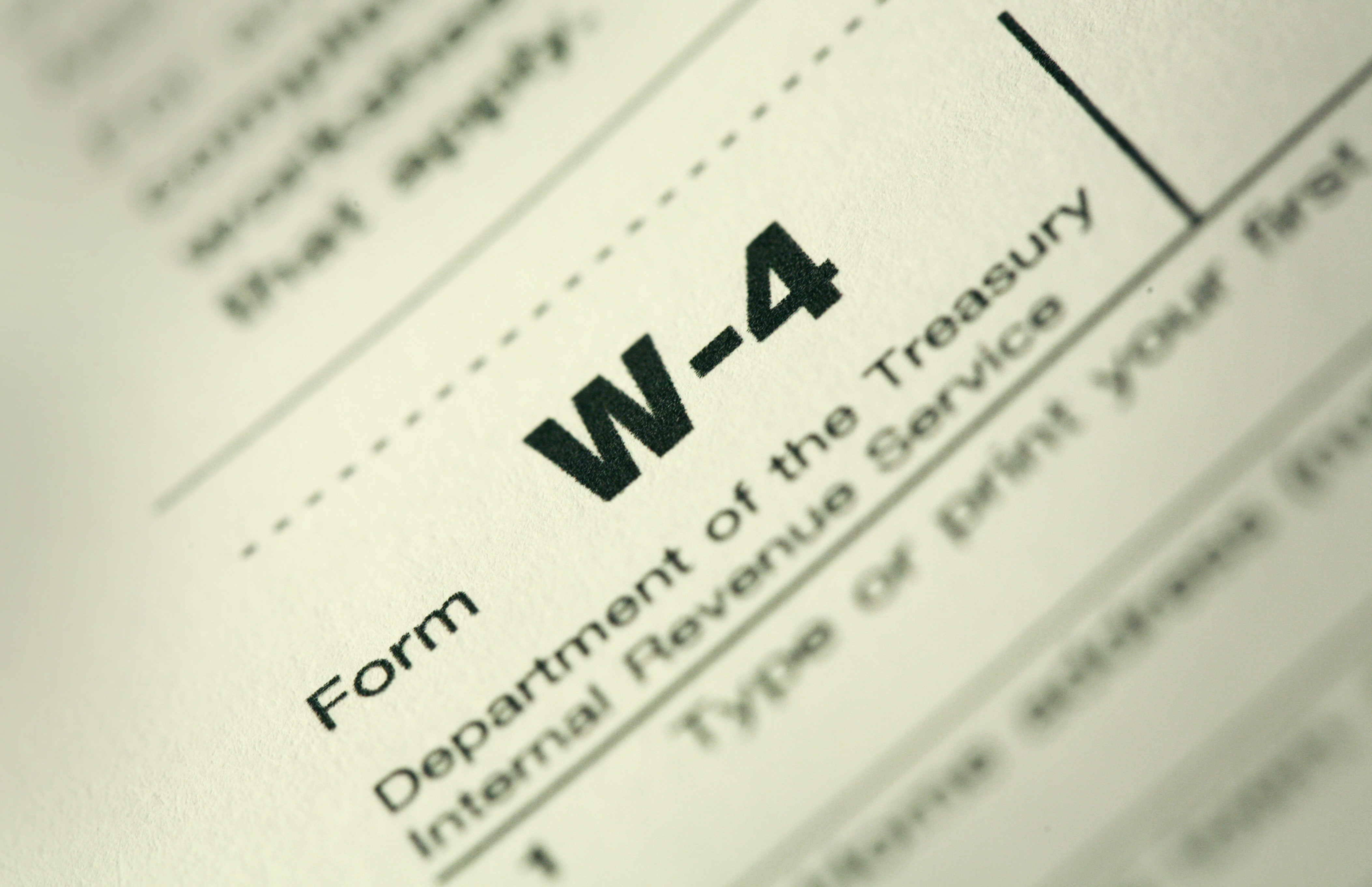 New 2020 W-4 tax form - What you need to know