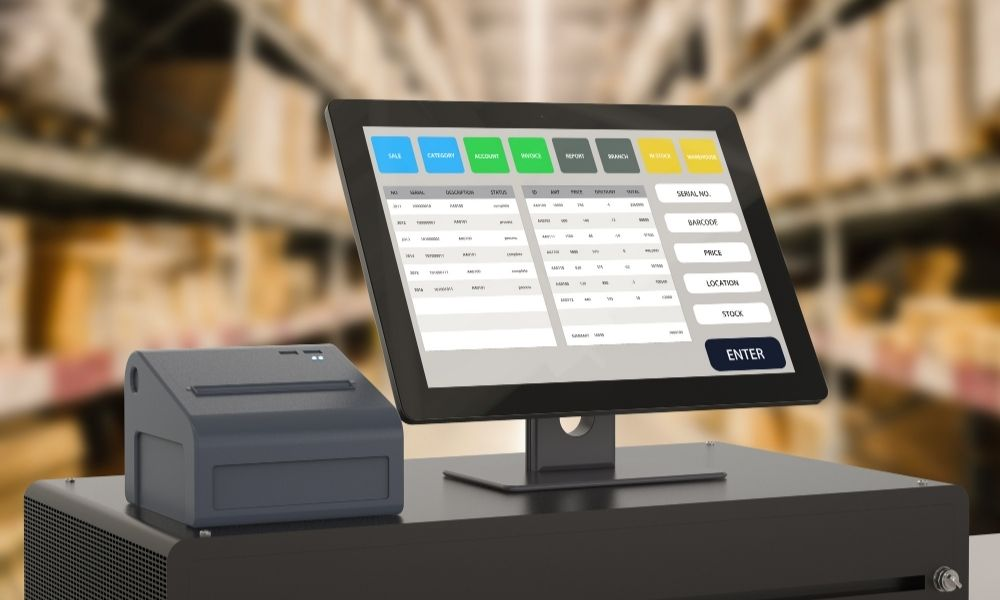 Reasons Retailers Should Use Touchscreen POS Systems